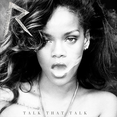 Album Deluxe Et Dvd Rihanna Talk That Talk