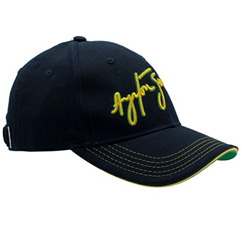 ayrton senna casquette signature formule 1 f1 as de 16 012 boutique divers. Black Bedroom Furniture Sets. Home Design Ideas