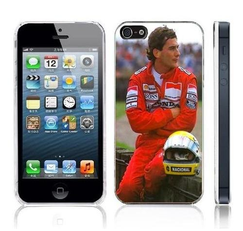 ayrton senna formule 1 coque rigide pour iphone 5 boutique ayrton senna. Black Bedroom Furniture Sets. Home Design Ideas