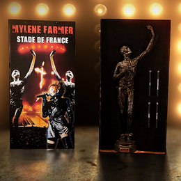 Coffret Collector Mylène Farmer Stade De France