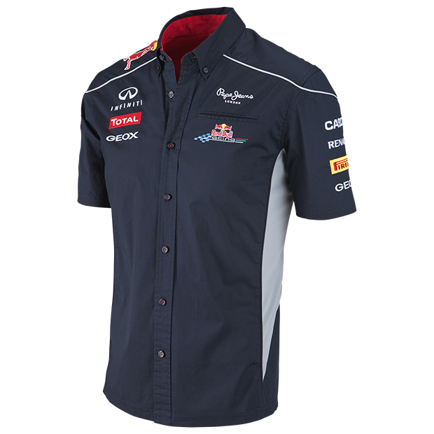 chemise red bull racing teamline boutique red bull. Black Bedroom Furniture Sets. Home Design Ideas