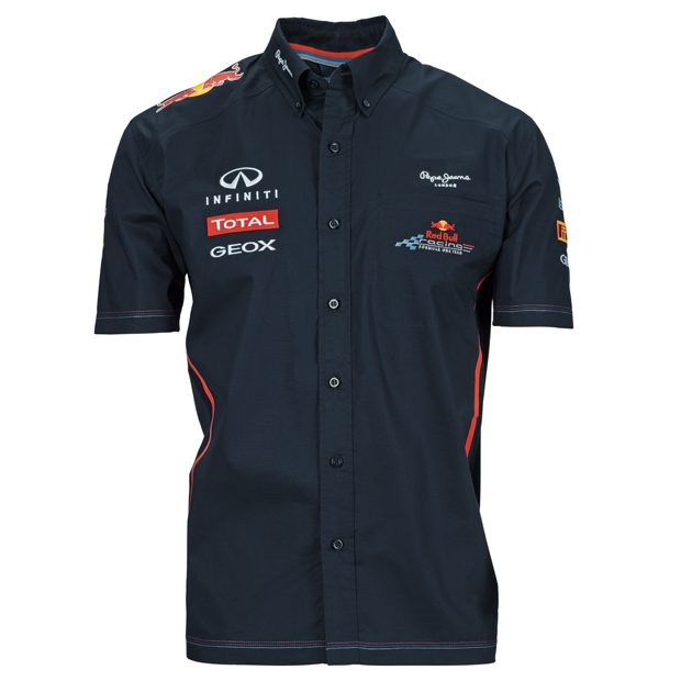 chemise red bull racing boutique red bull. Black Bedroom Furniture Sets. Home Design Ideas