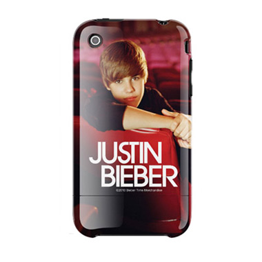 Coque Iphone 3g 3gs Justin Bieber