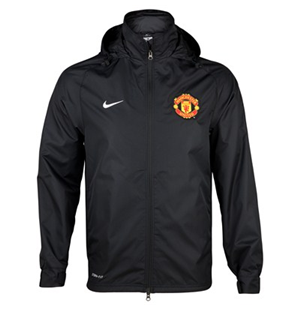 coupe vent manchester united fc enfant 2012 13 nike boutique manchester united. Black Bedroom Furniture Sets. Home Design Ideas