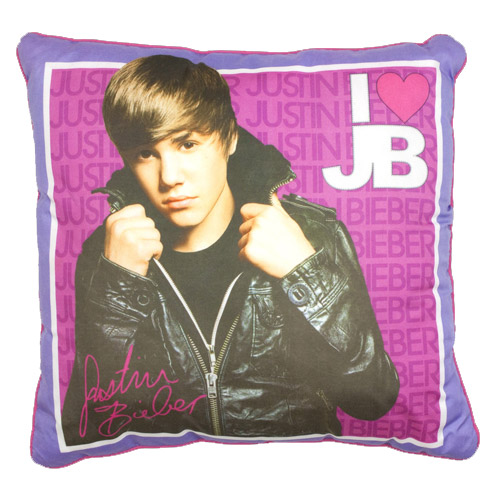 Coussin Justin Bieber  73143