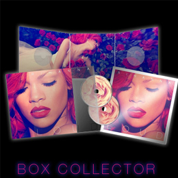 Exclusivite Web Coffret Collector ''loud'' Cd Dvd