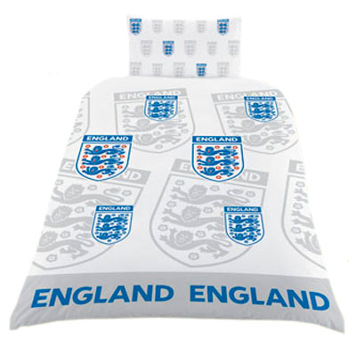 housse pour couette angleterre de football 59134. Black Bedroom Furniture Sets. Home Design Ideas