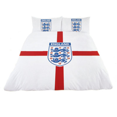 housse pour couette angleterre de football 59137. Black Bedroom Furniture Sets. Home Design Ideas