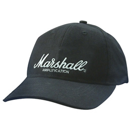 la casquette marshall logo boutique marshall. Black Bedroom Furniture Sets. Home Design Ideas