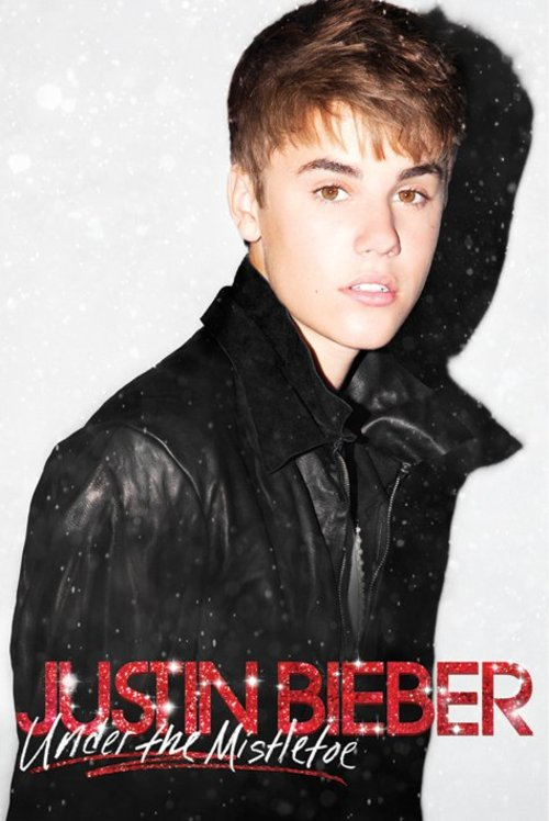 Maxi Poster Justin Bieber Under The Mistletoe