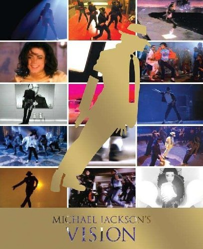 michael jackson 39 s vision coffret deluxe 3 dvd boutique michael jackson. Black Bedroom Furniture Sets. Home Design Ideas