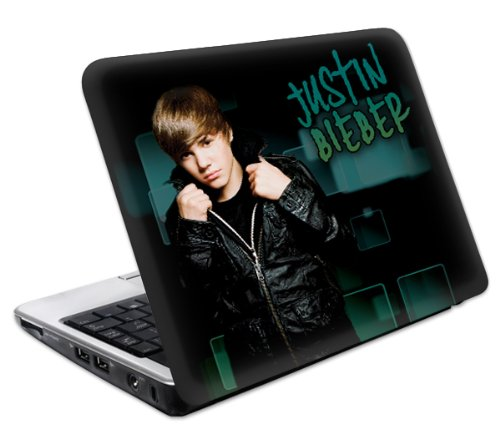 musicskins justin bieber squares skin pour ordinateur. Black Bedroom Furniture Sets. Home Design Ideas