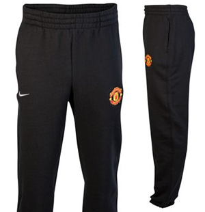 pantalon de surv tement manchester united fc 2012 13 nike boutique manchester united. Black Bedroom Furniture Sets. Home Design Ideas