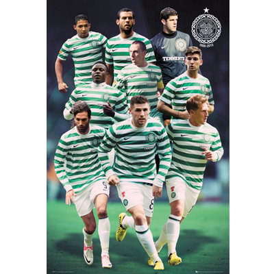 Poster celtic 69730 boutique celtic football club for 69730