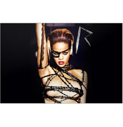 Sticker Skin Rihanna - Barbed Wire