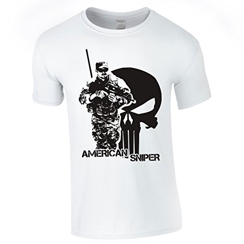 T Shirt Tee Men Kid Unisex American Sniper Chris Kyle The