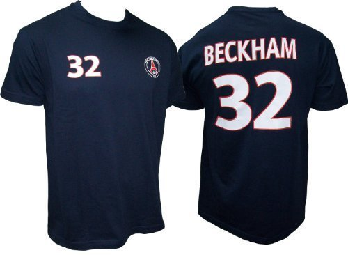 t shirt david beckham n 32 collection officielle. Black Bedroom Furniture Sets. Home Design Ideas