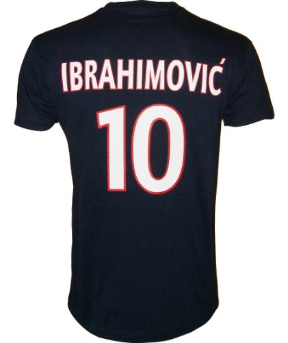 t shirt zlatan ibrahimovic n 10 collection. Black Bedroom Furniture Sets. Home Design Ideas