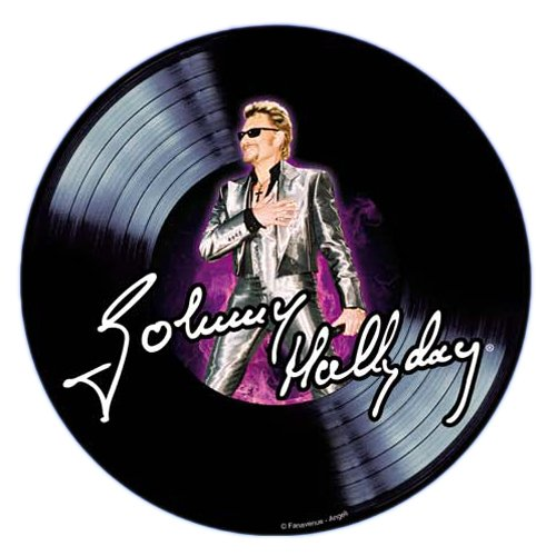 Tapis De Souris Johnny Hallyday Boutique Johnny Hallyday