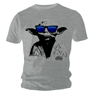 Tee Shirt Yoda Star Wars