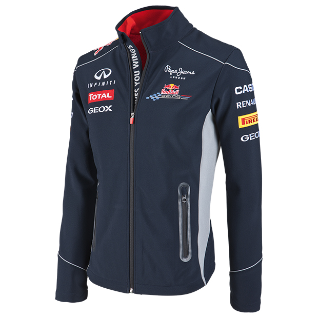 veste softshell red bull racing 2013 pour homme boutique red bull. Black Bedroom Furniture Sets. Home Design Ideas