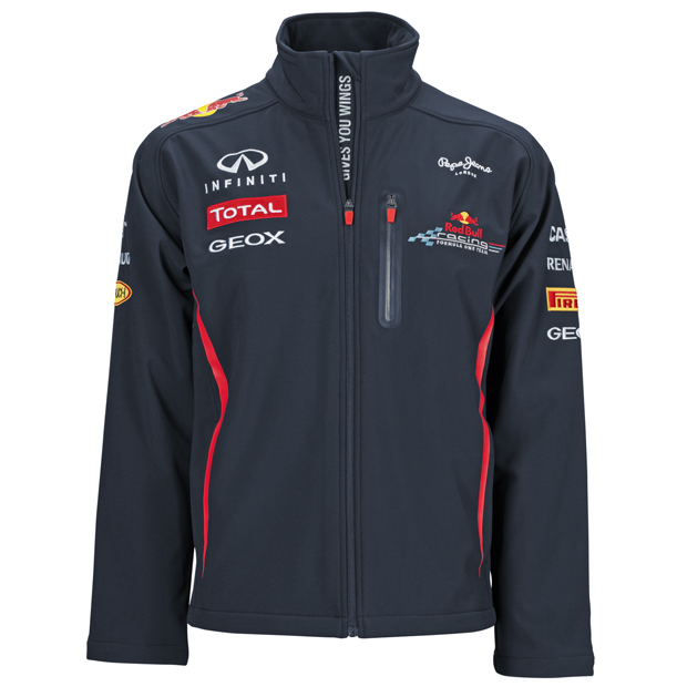 veste softshell red bull racing boutique red bull. Black Bedroom Furniture Sets. Home Design Ideas