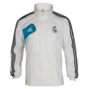 Veste Coupe-vent Real Madrid 2012-13 Adidas