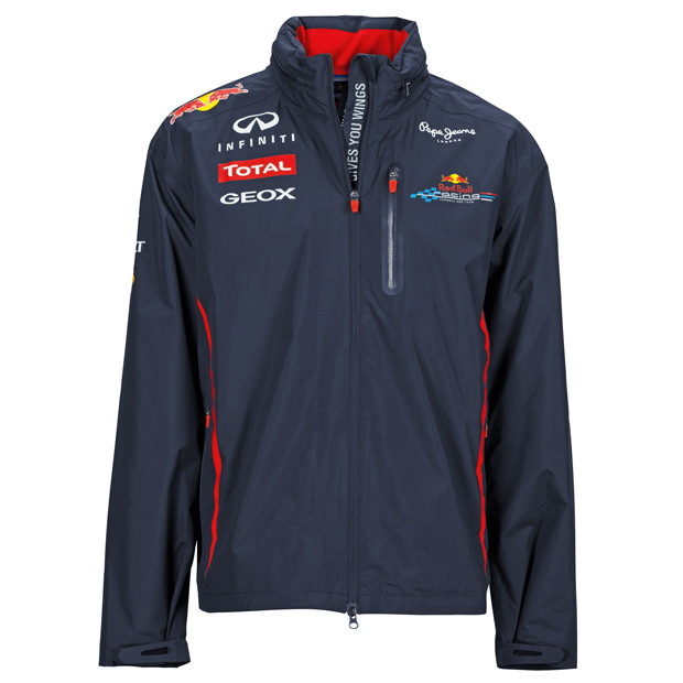 veste coupe vent red bull racing boutique red bull. Black Bedroom Furniture Sets. Home Design Ideas