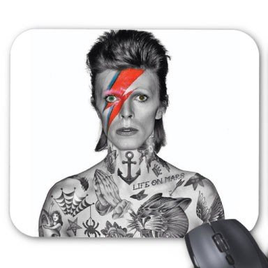 Youdesign Tapis De Souris Personnalis David Bowie 2089 Ref 2089 Boutique David Bowie