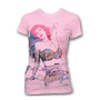 T Shirt Katy Perry Watercolour