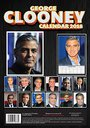George Clooney Calendrier 2018 grande (a3) Taille Poster Calendrier Mural Neuf Par Dream