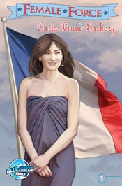 Female Force: Carla Bruni-sarkozy