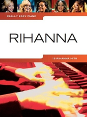 Rihanna Really Easy Piano