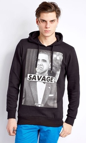Eleven Paris - Sweat Eleven Paris Sabamy Hd Barack Obama Noir