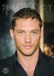 Calendrier 2015 Tom Hardy