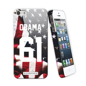 Coque De Protection Officielle Eleven Paris Barack Obama 61 Pour Apple Iphone 5/5s