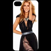 Coque Iphone 5 / 5s People - - Mylène Farmer 2 -