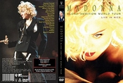 Madonna Blonde Ambition World Tour. Stade Charles-ehrmann Nice France August 5th 1990 By Madonna