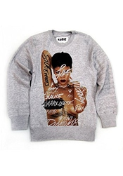 Magic Custom - Sweat Col Rond Rihanna Unapologetic