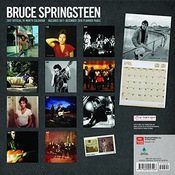 Calendrier Bruce Springsteen 2017