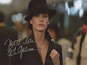 Eva Green Casino Royale à La Main Signé 12 x 8 photo Img02 authentique + Coa