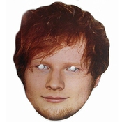 Ed Sheeran Famous Singer Celebrity Star Party Fancy Dress Face Mask By Grids
