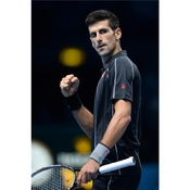 Novak Djokovic Poster On Silk <35cm X 52cm, 14inch X 21inch> - Affiche De Soie - 76ec9e