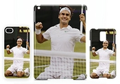 Roger Federer Tennis Fist Ipad Air 2 Tablette Etui Coque Housse
