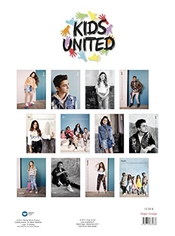 Calendrier Kids United 2018
