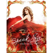Taylor Swift - Livre De La Tournée speak Now 2011
