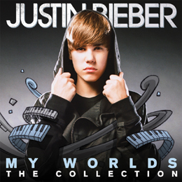 Album My Worlds The Collection