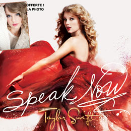 Album ''speak Now'' Edition Deluxe 2cd Inclus Titres Bonus