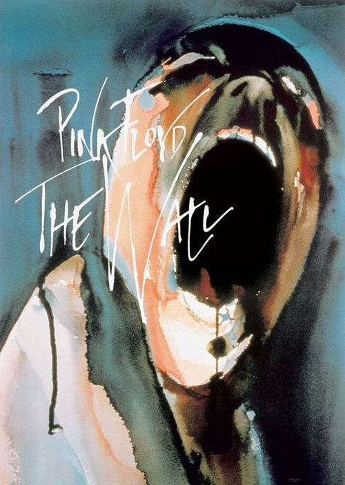 Affiche Pink Floyd - The Wall