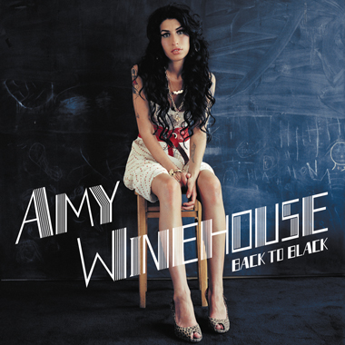 Album Cd Amy Winehouse Back To Black